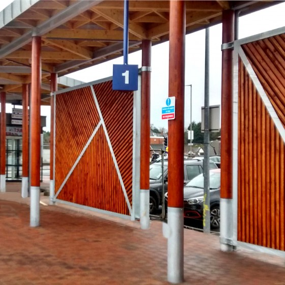 Banbridge Bus Station 02