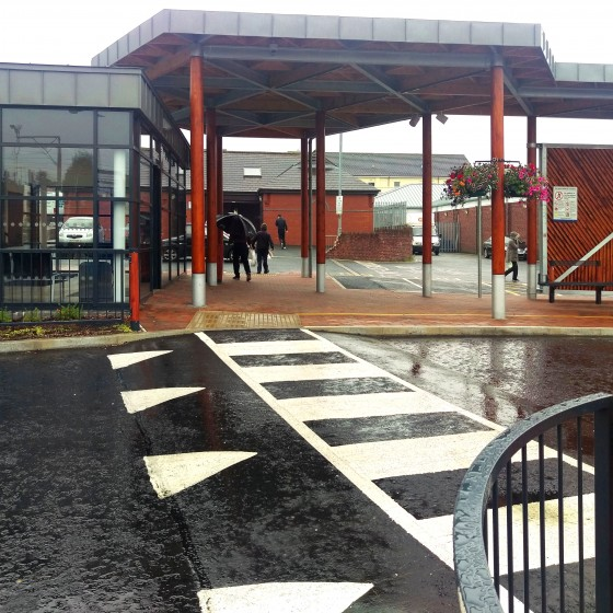 Banbridge Bus Station 05