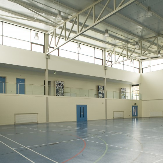 St John's High School Sports Complex, Dromore 03