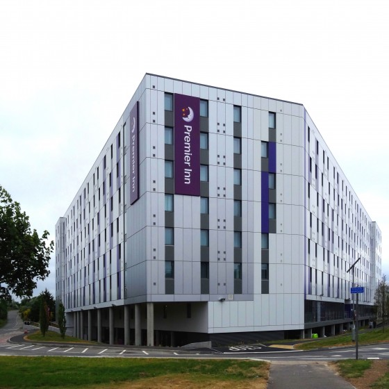 Premier Inn, Heathrow 02