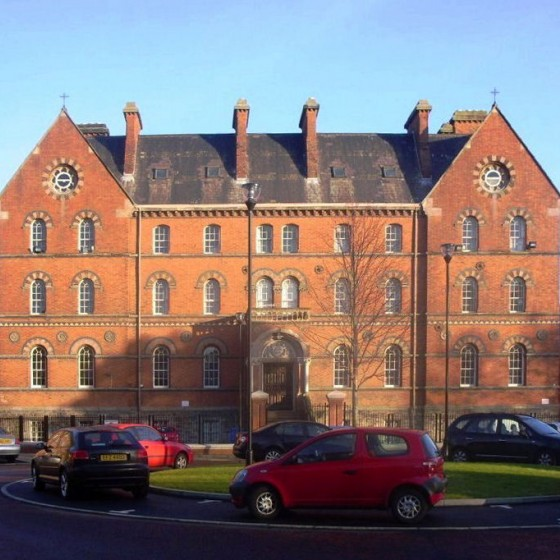 St Dominic's, High School, Belfast 01
