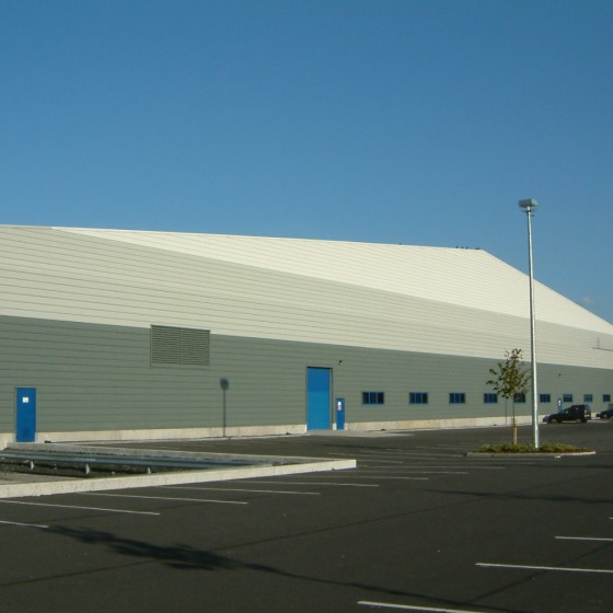 Lidl Distribution Centre, Nutts Corner 02