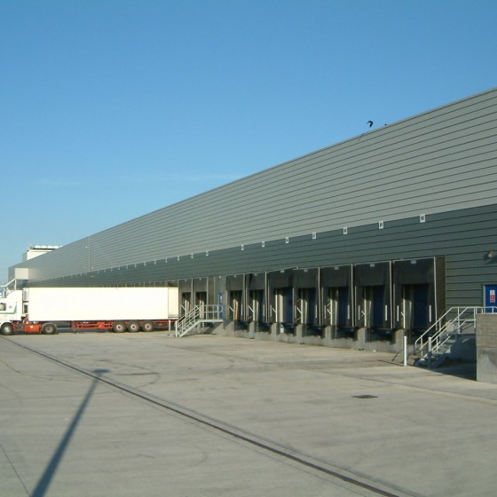 Lidl Distribution Centre, Nutts Corner 03