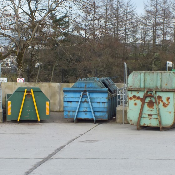 Recycling Centre, Learmount Road, Claudy 02