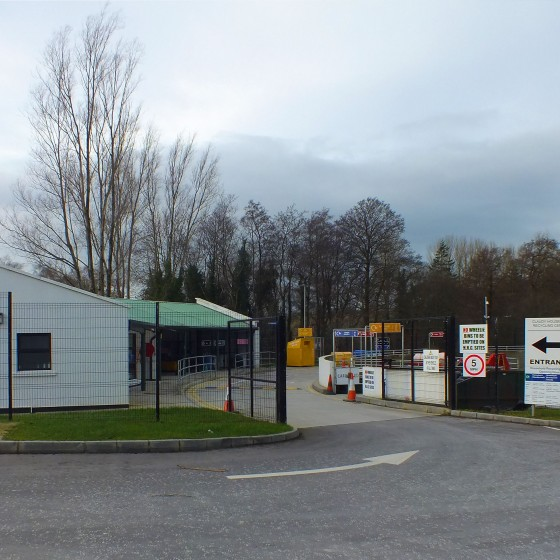 Recycling Centre, Learmount Road, Claudy 04
