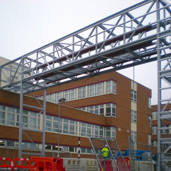 Craigavon Area Hospital - Mechanical Infrastructure 05