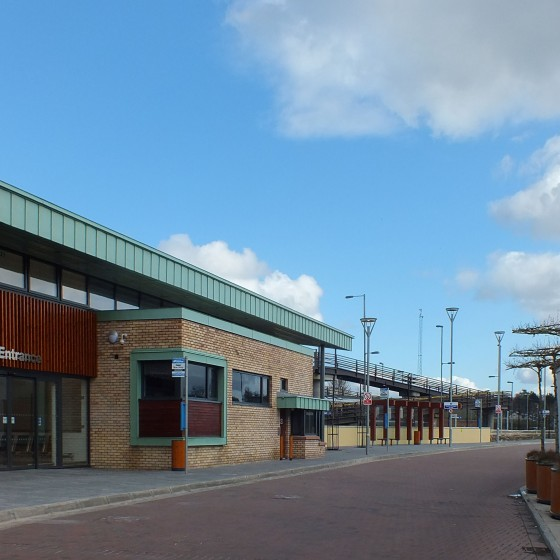 Antrim Bus & Railway Station 02