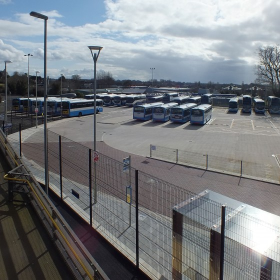 Antrim Bus & Railway Station 05