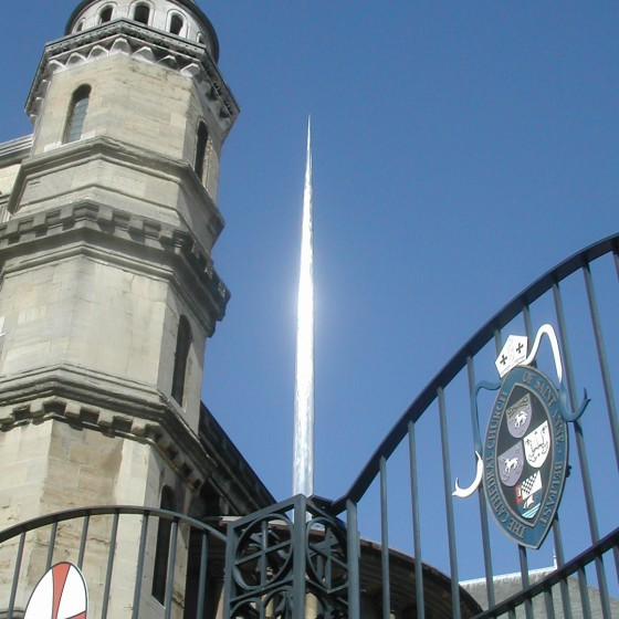 Spire of Hope, St Anne's Cathedral, Belfast 04