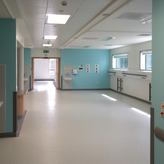 Lagan Valley Hospital Theatres 01