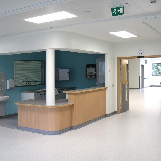 Lagan Valley Hospital Theatres 02