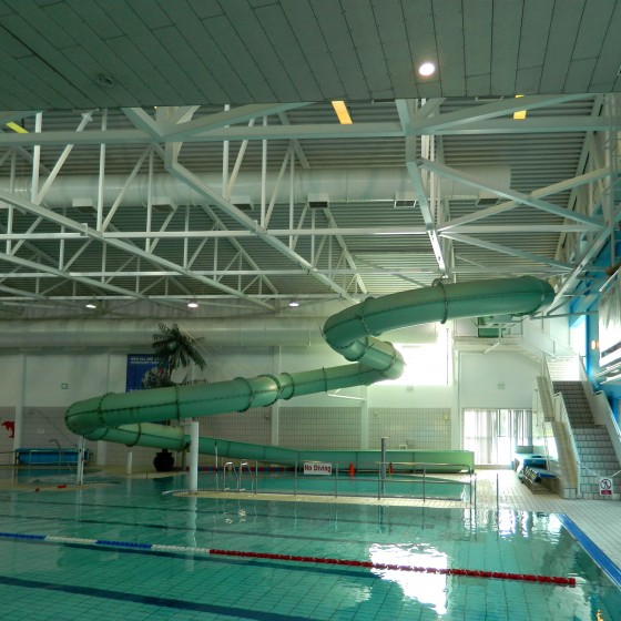 Banbridge Leisure Centre Refurbishment 01
