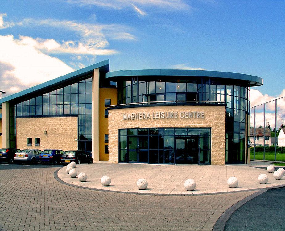 maghera leisure centre