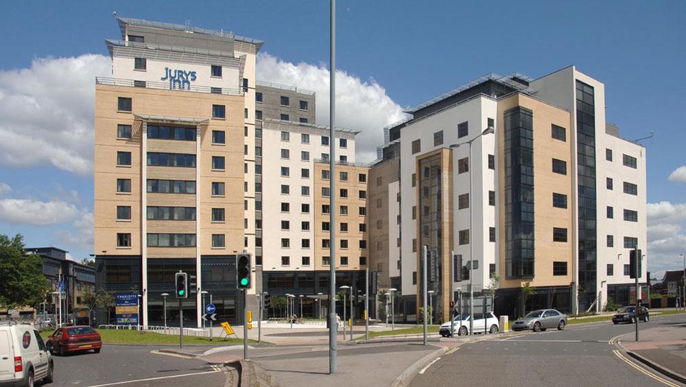 Jurys Inn Southampton Car Parking